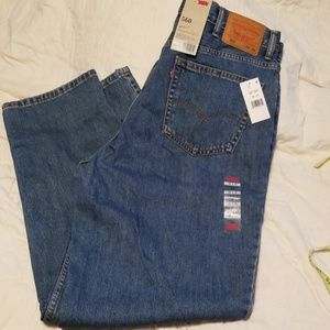 NWT Levi's 560 Comfort Fit Relaxed 38x34